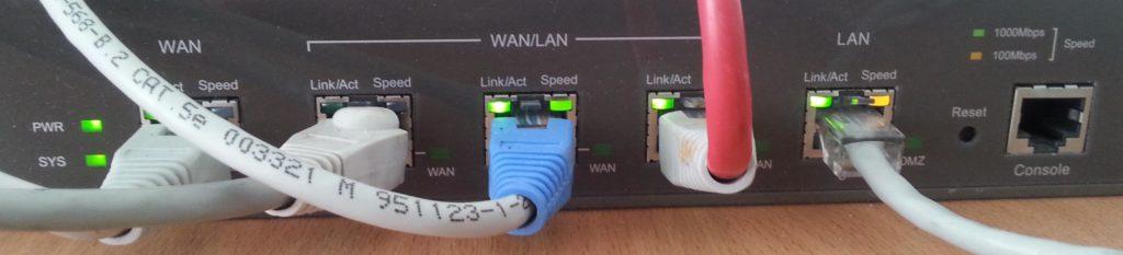 Что такое глобальная сеть wan. Что такое WAN и LAN в роутере